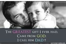 Holidays | Fathers' Day / Celebrate Father's Day with these quotes, gifts ideas and planners!