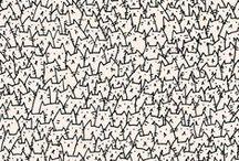 Patterns / by Joanna Tyrała