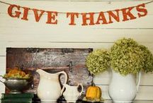 Thanksgiving / by Jessica Brideau