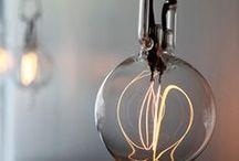 Lighting / by Joanna Tyrała