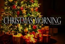 CHRISTMAS.MORNING / All the preparation, excitement, memories made in years past come down to this special day! Merry Christmas  / by Jen Melder
