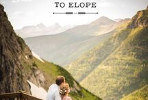 Montana Elopement / Eloping in Montana? Check out this board for inspiration! And if you're looking for a photographer, check out my website www.mariannewiest.com
