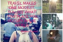 Crazy about TRAVELING! / If you are consumed by the desire to travel here you'll find interesting articles and tips that will help you organizing your trips around the world.