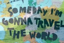 Travel! / by Kati Treichler
