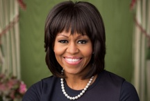 FLOTUS / The fashions and passions of our fabulous First Lady, Michelle Obama. / by Dionne Jacques
