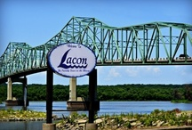 """While in Lacon... / If you're driving through this lovely stretch of Central Illinois... here are some of our recommendations on what you can do!  Also get a sneak on what kind of special events are coming up in the near future!  After all, we are you're """"unofficial visitor center!"""""""
