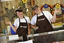 Team Fudge at the Fair!