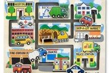 Melissa & Doug Toys / Like if you've picked up your Melissa & Doug item & comment to tell us about your Melissa & Doug experience at Julie's Corner Store!!