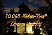 "10.000 ""Man-Toro"" Lantern Festival!"