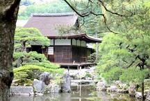 "The Silver Pavilion: Ginkakuji! / Ginkaku-ji (銀閣寺), the ""Temple of the Silver Pavilion,"" is a Zen temple in the Sakyo ward of Kyoto, Japan. It is one of the constructions that represent the Higashiyama Culture of Muromachi period."