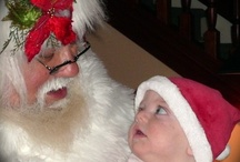 Santa Claus & Christmas Fun  / Christmas holiday decorations and favorite Santa Claus pictures.