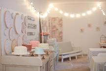 Shabby Chic Party Ideas / by Piccoli Elfi