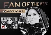 The Hunger Games Fan of the Week