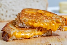 Sandwiches - Grilled Cheese