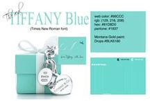 Tiffany Blue / The blue that is green but sometimes blue will work.
