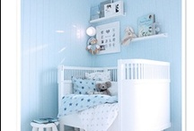 Baby Boy Nursery Ideas!