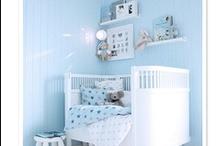 Baby Boy Nursery Ideas!