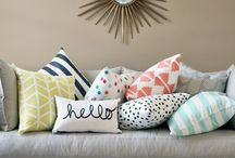 Decorate it! / Filling my house with beautiful design  / by Amber Murray