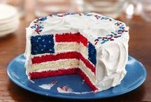 Red, White & Blue - Happy 4th!