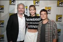 Comic-Con 2013 / Revisit the highlights of The Hunger Games: Catching Fire at San Diego Comic-Con International 2013! #CatchingFireComicCon #SDCC / by The Hunger Games