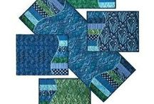 Table runners/placemats / by Bonnie Jackle