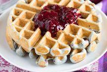 Good Morning, Food / My breakfast board...so...mostly pancakes! / by Lauren B