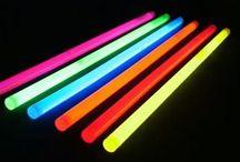 Glow Sticks! / by Skyler Alfrey