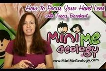 Tracy TV / This board is a collection of my videos from the Mini Me Geology channel.