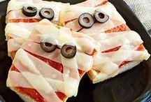 Eerily Good Snacks / Fun Halloween treats