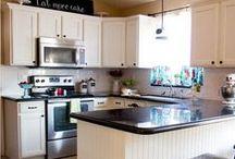 kitchen upgrade / by Heather Grus Janis