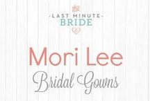 Mori Lee Bridal Gowns - In Stock