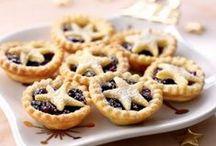 Christmas / British recipes for an American Christmas
