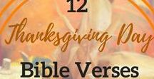 Holidays / Holidays and seasons from a Christian perspective. Including Halloween, Thanksgiving, Valentines Day, Easter, and others.