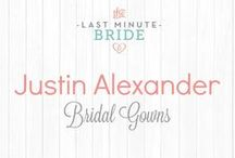 Justin Alexander Bridal Gowns