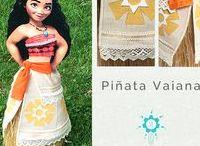 Piñatas Princesas 2D