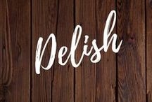 Delish / Delicious food, recipes, yummy, comfort food, home cooked.