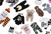 Boys Clothes / View our range of amazing baby boy clothes!