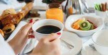 Petit-déjeuner / Breakfast