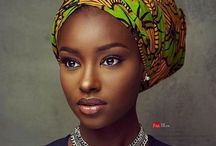 Turbans and Headwraps / Turbans, headscarves, headwrap
