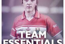 Ladies Gaelic Football LGFA / Playing & training kit for Ladies Gaelic Football supplied by thegaastore.com