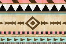 pattern pinup