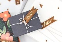 packaging & marketing / inspiration for all things hand lettered, printed, wrapped up and tied up with string