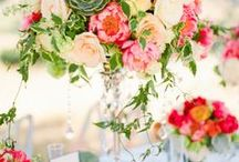 Reception Decor / by A Southern Soiree
