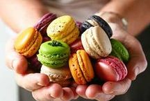 ☁ Macarons / by Iron Chef Shellie