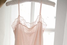 Intimates / Beauty for lounging and loving. / by Jessica Ackerman