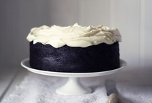 recipes: cakes and pies