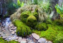 Mossome / Moss Rocks!