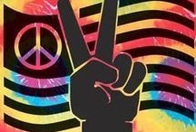 Peace ~ V / by Momma