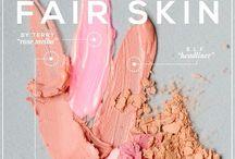 Albino Beauty Tips / Makeup tuts for pale/fair cool undertone skin