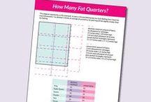 modern quilting / modern quilting, patchwork quilting, machine quilting, straight line quilting, geometric quilting